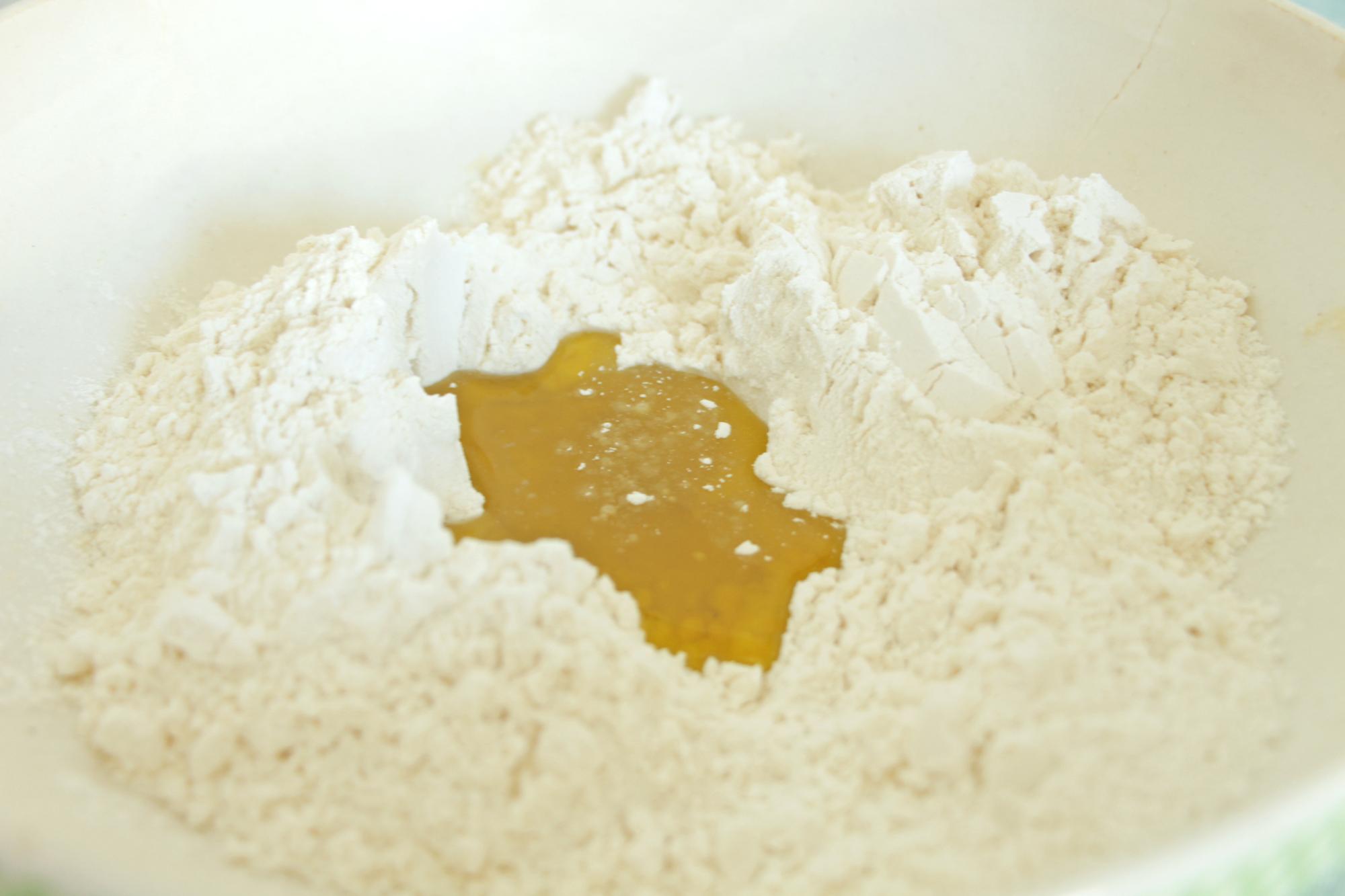 P tes tarte sans balance ni verre mesureur - Peser farine sans balance ...