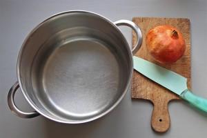 Comment préparer une grenade fruit
