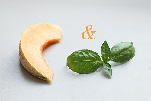 Melon & Basilic