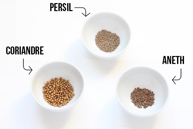 R colter les graines d 39 herbes aromatiques - Comment semer du persil ...