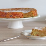 charlotka - gâteau fondant aux pommes