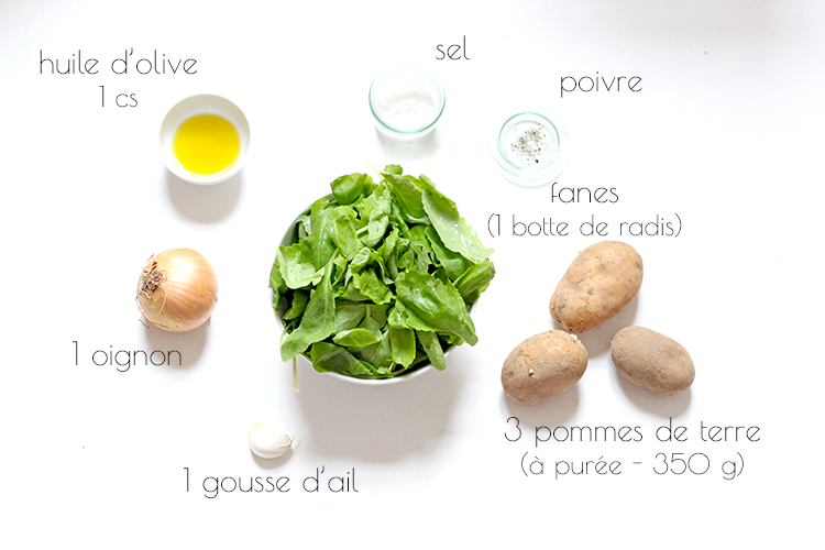 Soupe-fanes-radis-ingredients