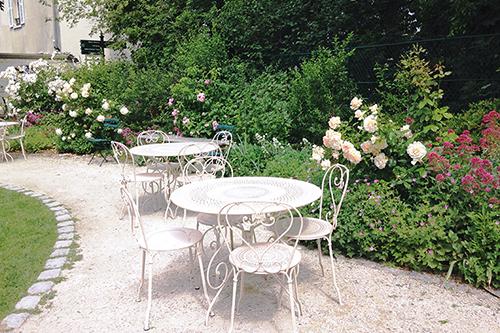 Jardins Renoir - Musée de Montmartre