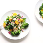 salade vitaminee brocoli kumquat